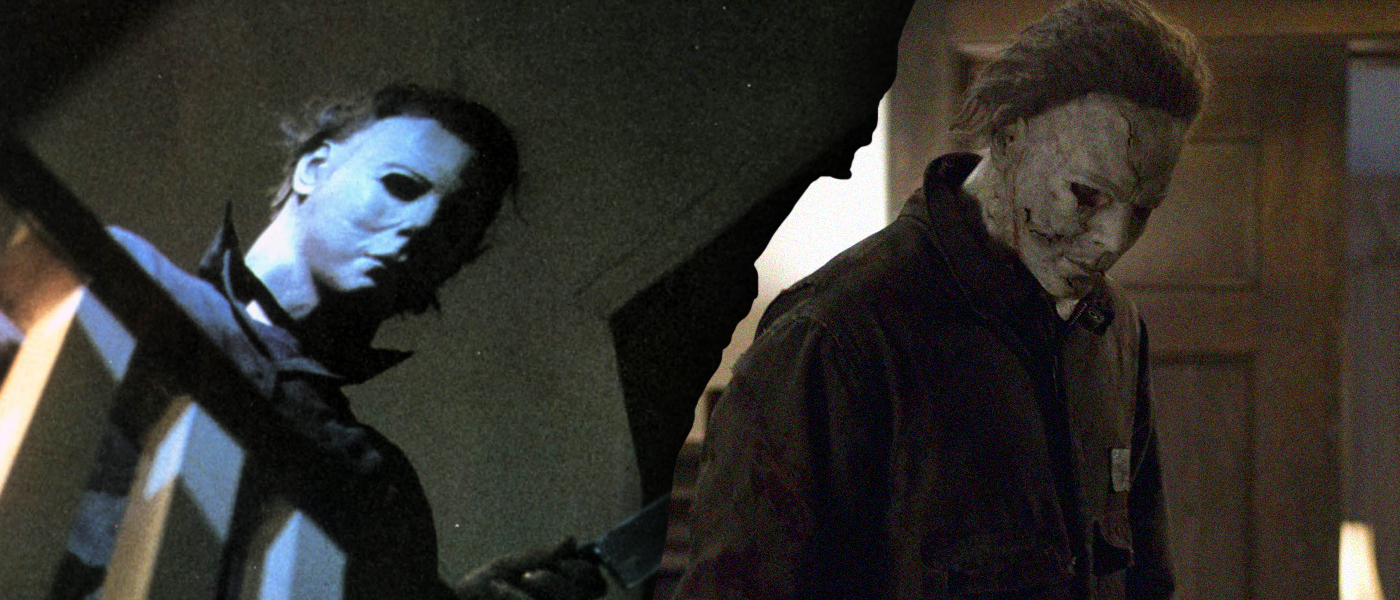 scare compare: 'halloween (1978)' / 'halloween (2007)' | frightday