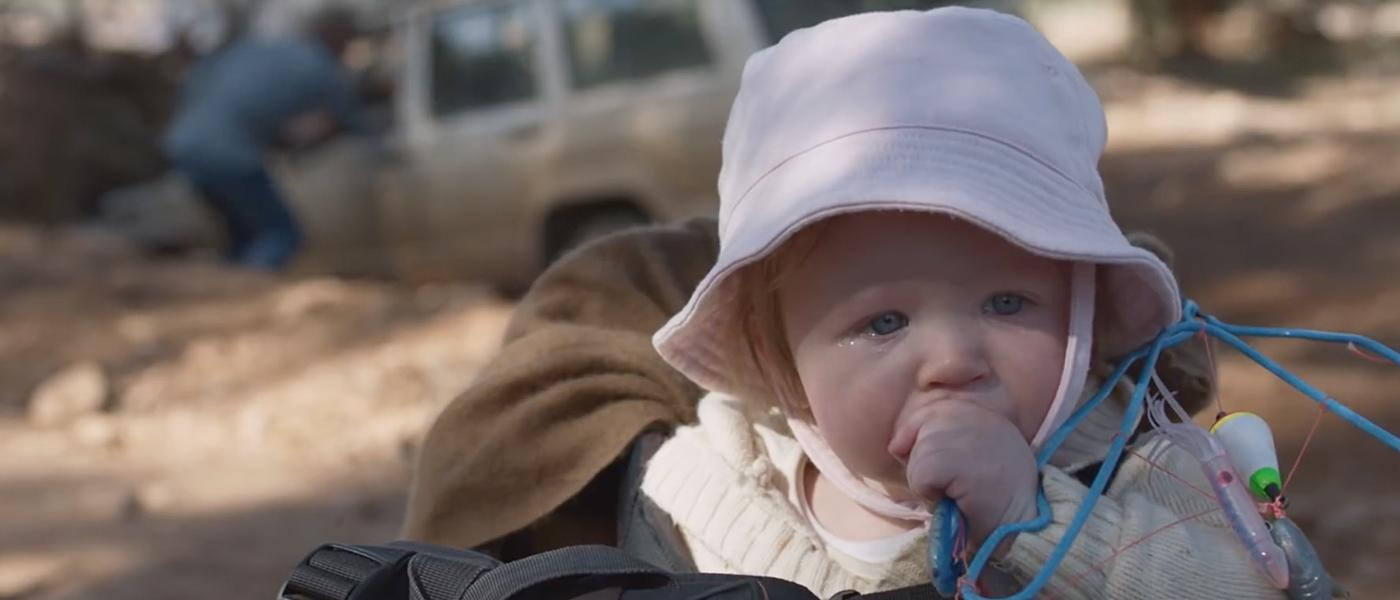 Martin Freeman As A Baby
